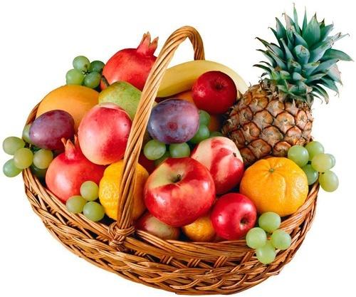 Українська фруктова корзина подешевшала за рік на 21% фото, ілюстрація