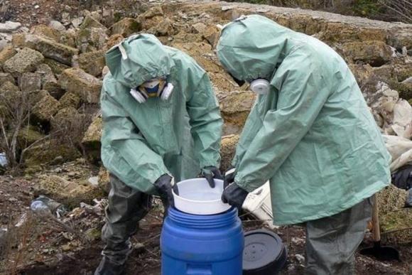 Под Киевом планируют построить завод для утилизации тары из пестицидов фото, иллюстрация