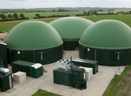 В Украине на территории сахарного завода построили уникальный биогазовый комплекс фото, иллюстрация