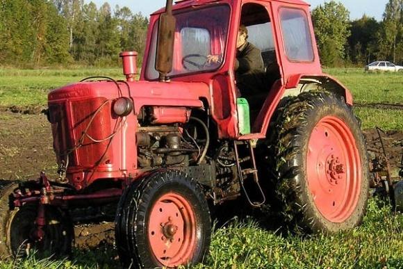 Житель Тернопольской области пострадал от продавца виртуальных тракторов фото, иллюстрация