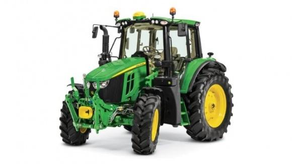 Компания John Deere расширяет портфолио тракторов 6M фото, иллюстрация