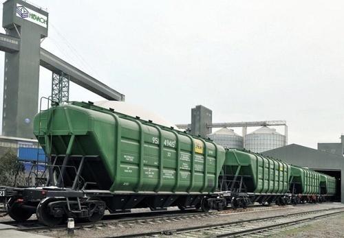 В Україні зріс обсяг перевезень зерна залізницею фото, ілюстрація