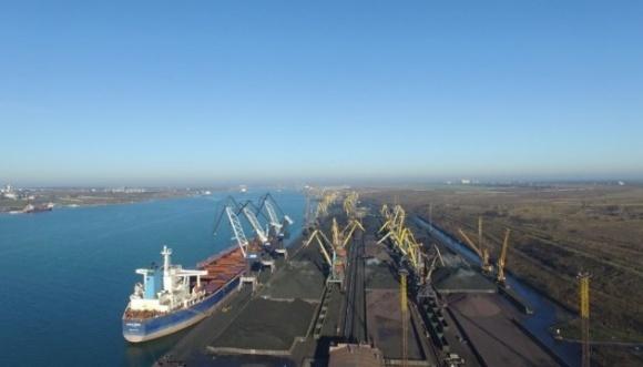 За минулий тиждень морпорти України наростили темпи зернового експорту фото, ілюстрація