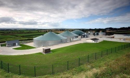 Агромир планирует построить биогазовый комплекс в Николаевской области фото, иллюстрация