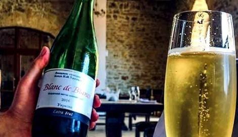 Відтепер Херсонщина буде мати ще й своє ігристе вино фото, ілюстрація