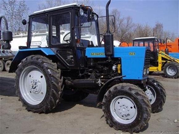 МТЗ расширяет производство тракторов с системой точного земледелия фото, иллюстрация