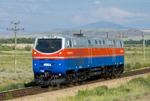 Локомотиви General Electric будуть використовуватися для перевезення зернових – Євген Кравцов фото, ілюстрація