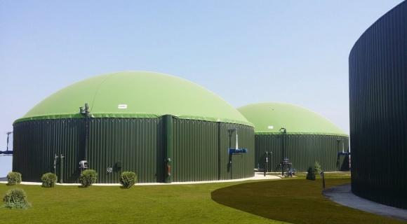 В Одесской области будут производить биогаз из кукурузного силоса фото, иллюстрация