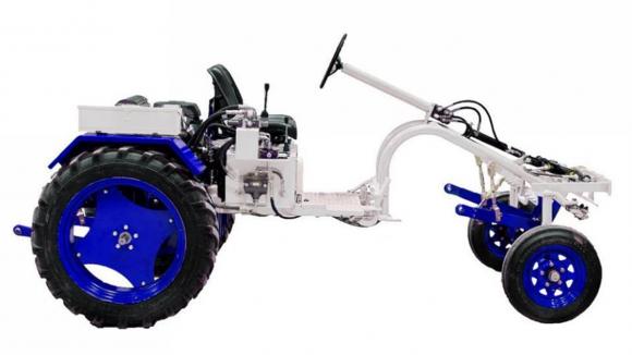 У Шепетівці вироблятимуть міні-трактори фото, ілюстрація