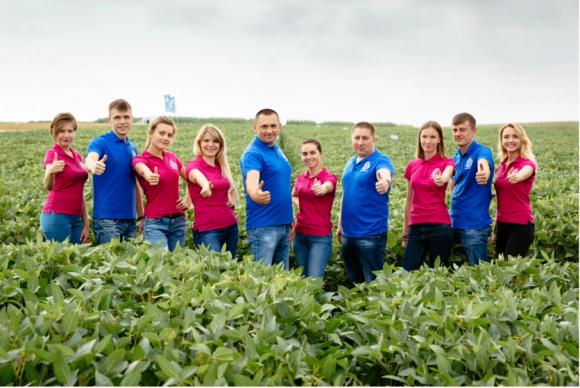 """Компанія """"БІОНОРМА"""" завершила Agrotravel rizoaktiv фото, ілюстрація"""