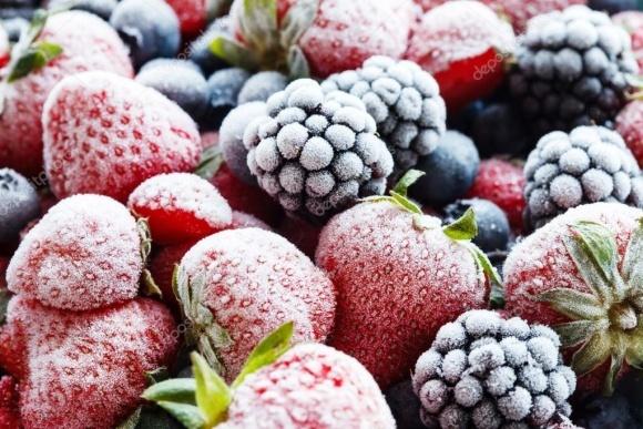 Виробник соків Galicia почне продавати заморожені ягоди фото, ілюстрація