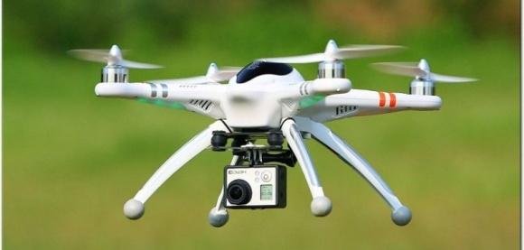 «Кусто Агро» запровадила на полях своїх господарств відео - і фотофіксацію власним дроном фото, ілюстрація