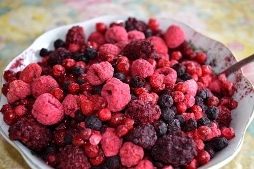 Сублимированные ягоды в шоколаде, смузи – и другие потребительские тренды рынка ягод в мире фото, иллюстрация