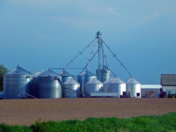Чому малому фермеру вигідно побудувати власне зерносховище? фото, ілюстрація