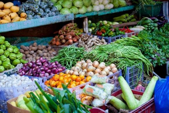 Более 80% овощей и фруктов в Украине продаются за наличные средства, и фермер не несет ответственности за качество фото, иллюстрация
