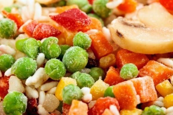 В 2017 году в Польше произвели рекордный объем замороженных овощей фото, иллюстрация
