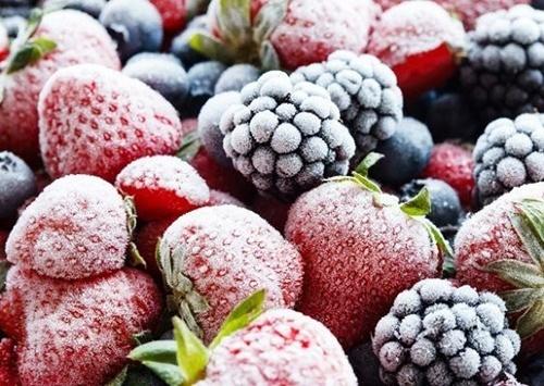 Удар по рынку замороженных ягод, – гепатит А найден в продукции из Украины, Румынии, Литвы и Италии фото, иллюстрация