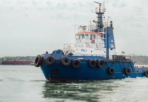 АМПУ завершила реконструкцію підхідного морського каналу в порту Чорноморськ фото, ілюстрація