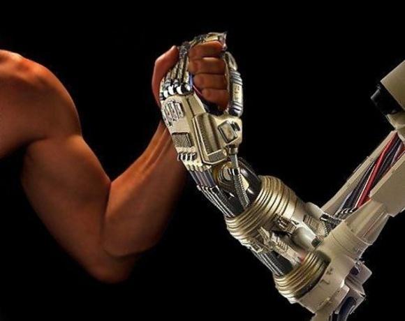 Роботы против людей. Рабочий апокалипсис пока под вопросом фото, иллюстрация