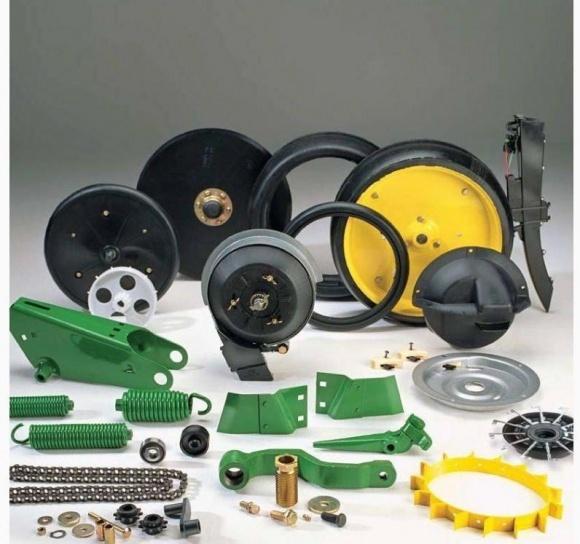 Білоруські підприємства будуть виробляти комплектуючі для John Deere фото, ілюстрація