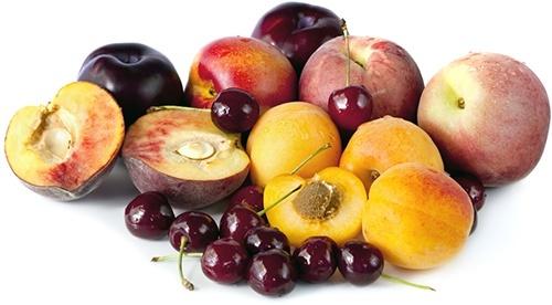 В мае Украина импортировала крупнейший за последние пять лет объем персиков, нектаринов и абрикосов фото, иллюстрация