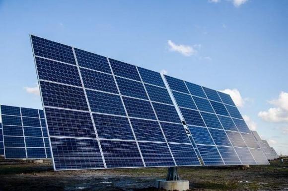 На Днепропетровщине построят солнечную электростанцию за €11 млн евро фото, иллюстрация