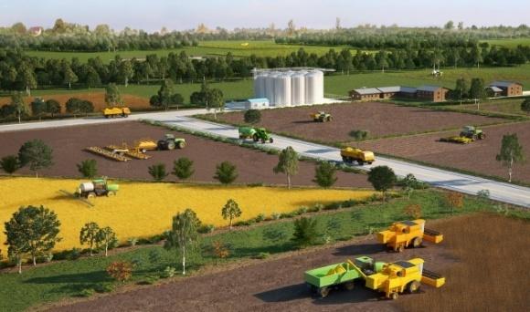 Агрохолдинг A.G.R. Group одним з перших в Україні протестував систему гарантування безпеки переміщення врожаю «Свій-чужий 2.0» фото, ілюстрація