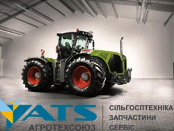 «Агротехсоюз» открыл под Сумами сервисний центр техники CLAAS фото, иллюстрация