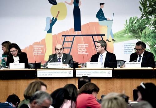 Торгівля може зіграти ключову роль у забезпеченні безпечних і корисних продуктів харчування, - генеральний директор ФАО фото, ілюстрація