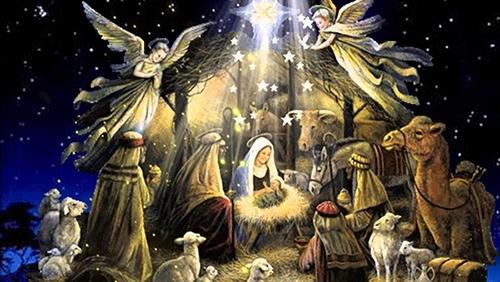 Щасливого Різдва всім вам! Merry Christmas to all of you! фото, ілюстрація