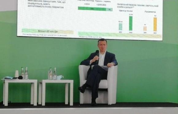 Игорь Петрашко анонсировал господдержку аграриев на 2021 в размере почти 8,5 млрд грн фото, иллюстрация