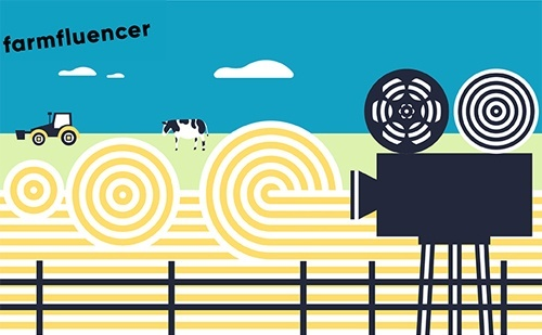 Farmfluencer — майбутнє аграрної індустрії та можливість виграти 5000 доларів США фото, ілюстрація