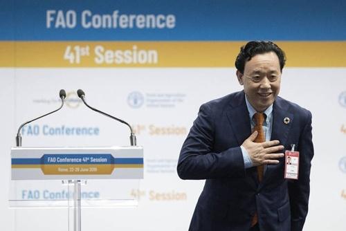 Представник Китаю очолить FAO фото, ілюстрація
