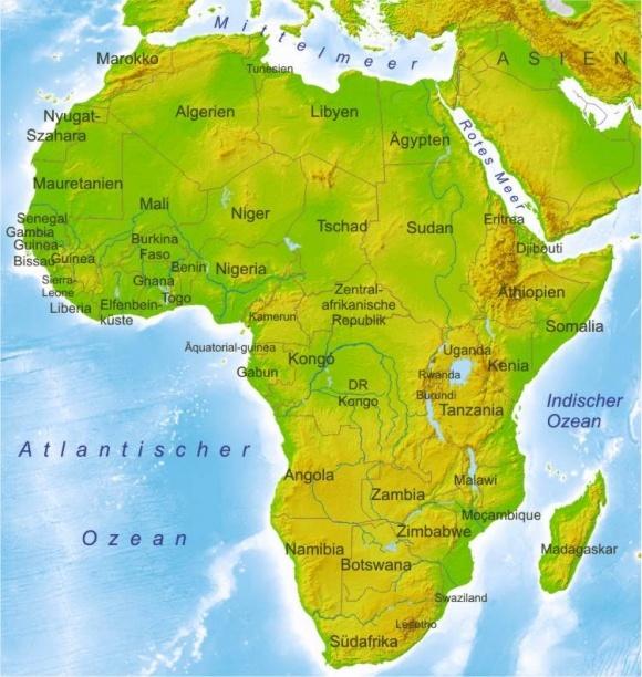 Західна Африка для українського м'яса: на що сподіватися експортерам фото, ілюстрація