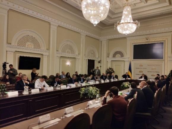 В аграрному комітеті Верховної Ради незадоволені міністром Ігорем Петрашком фото, ілюстрація