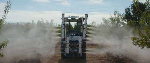 Американцы разработали чудо-трактор Monarch фото, иллюстрация