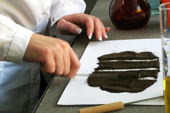 Агролайфхак: особенности отбора проб почв и составления карт полей фото, иллюстрация
