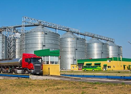 Элеваторы «Кернел» начали прием зерна урожая-2019 фото, иллюстрация
