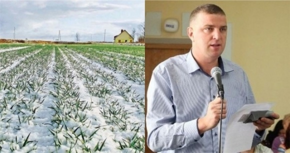 Можем остаться без урожая, — председатель ассоциации фермеров Ровенщины фото, иллюстрация