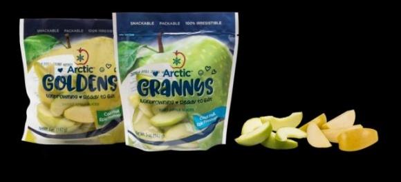 В США ГМО-яблоки можно купить в магазинах шаговой доступности фото, иллюстрация