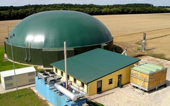 """""""Астарта-Киев"""" будет перерабатывать биогаз на электроэнергию фото, иллюстрация"""
