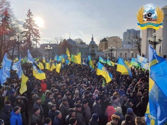 В украинских сельхозпроизводителей хотят забрать все, чего они достигли за годы украинской независимости, — Аграрный союз Украины фото, иллюстрация