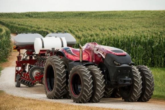 В Израиле создали уникальную систему автономного управления сельхозтехникой фото, иллюстрация