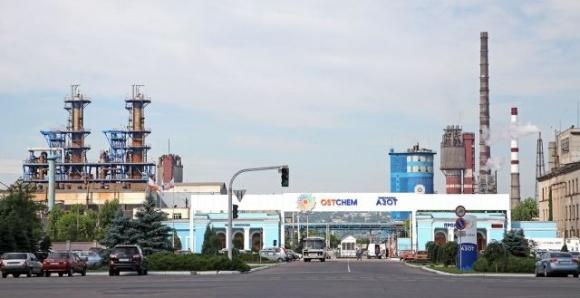 На Сєвєродонецькому «Азоті» запущена нова лінія з виробництва карбаміду фото, ілюстрація