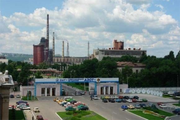 Один из заводов Фирташа возобновляет производство минеральных удобрений фото, иллюстрация