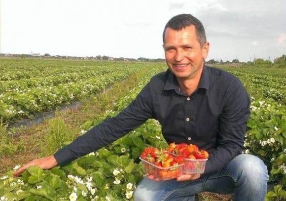Прикарпатский фермер победил в номинации «Персона года» UBA Awards 2021 фото, иллюстрация