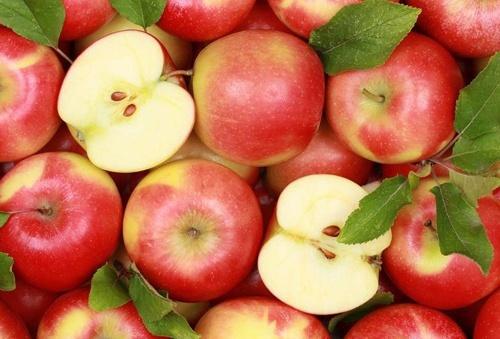В Україні ціни на яблуко після зберігання нижче, ніж під час збирання фото, ілюстрація