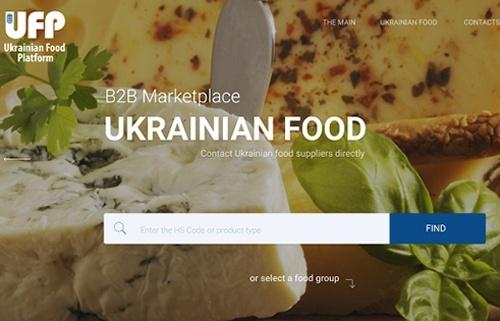 В Україні запускається перша онлайн-платформа продовольчої продукції фото, ілюстрація