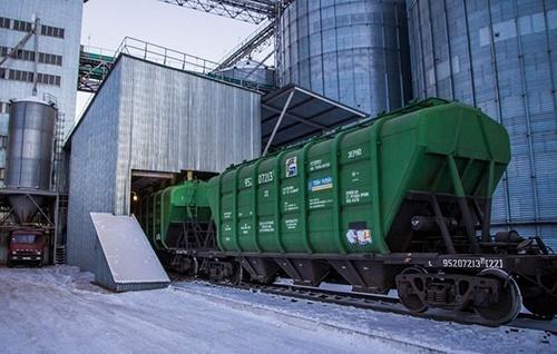 Український агрохолдинг закупив 130 вагонів-зерновозів фото, ілюстрація