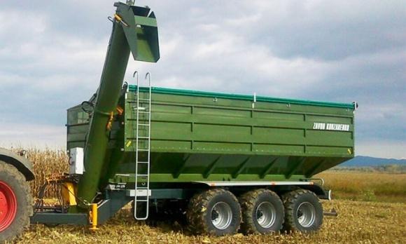 Украинский производитель откроет завод по производству сельхозтехники в Польше фото, иллюстрация